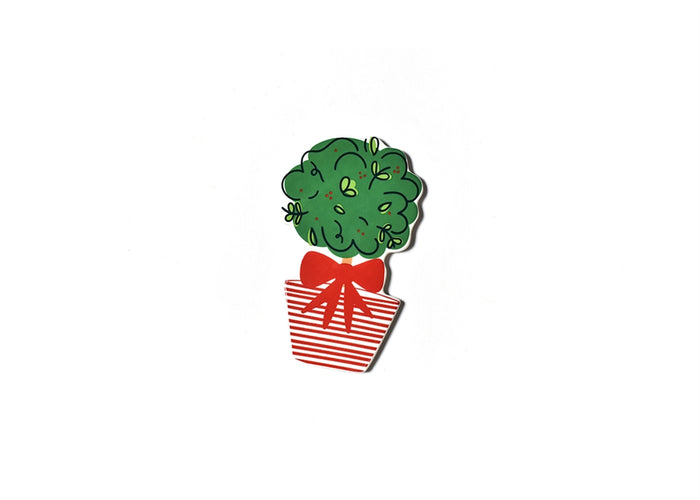 HAPPY EVERYTHING HOLIDAY TOPIARY MINI ATTACHMENT