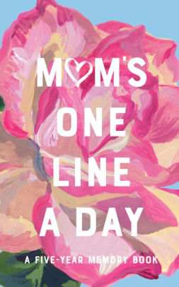 MOM'S ONE LINE A DAY 2020 UPDATED