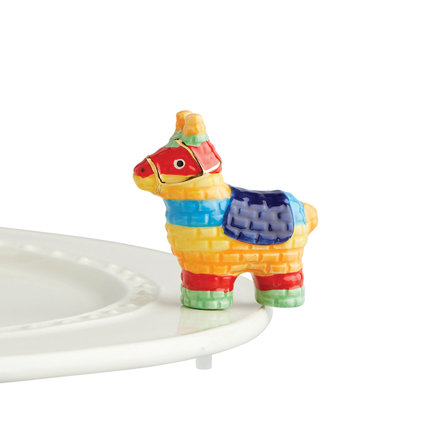 BRAND NEW! NORA FLEMING PARTY ANIMAL PINATA MINI
