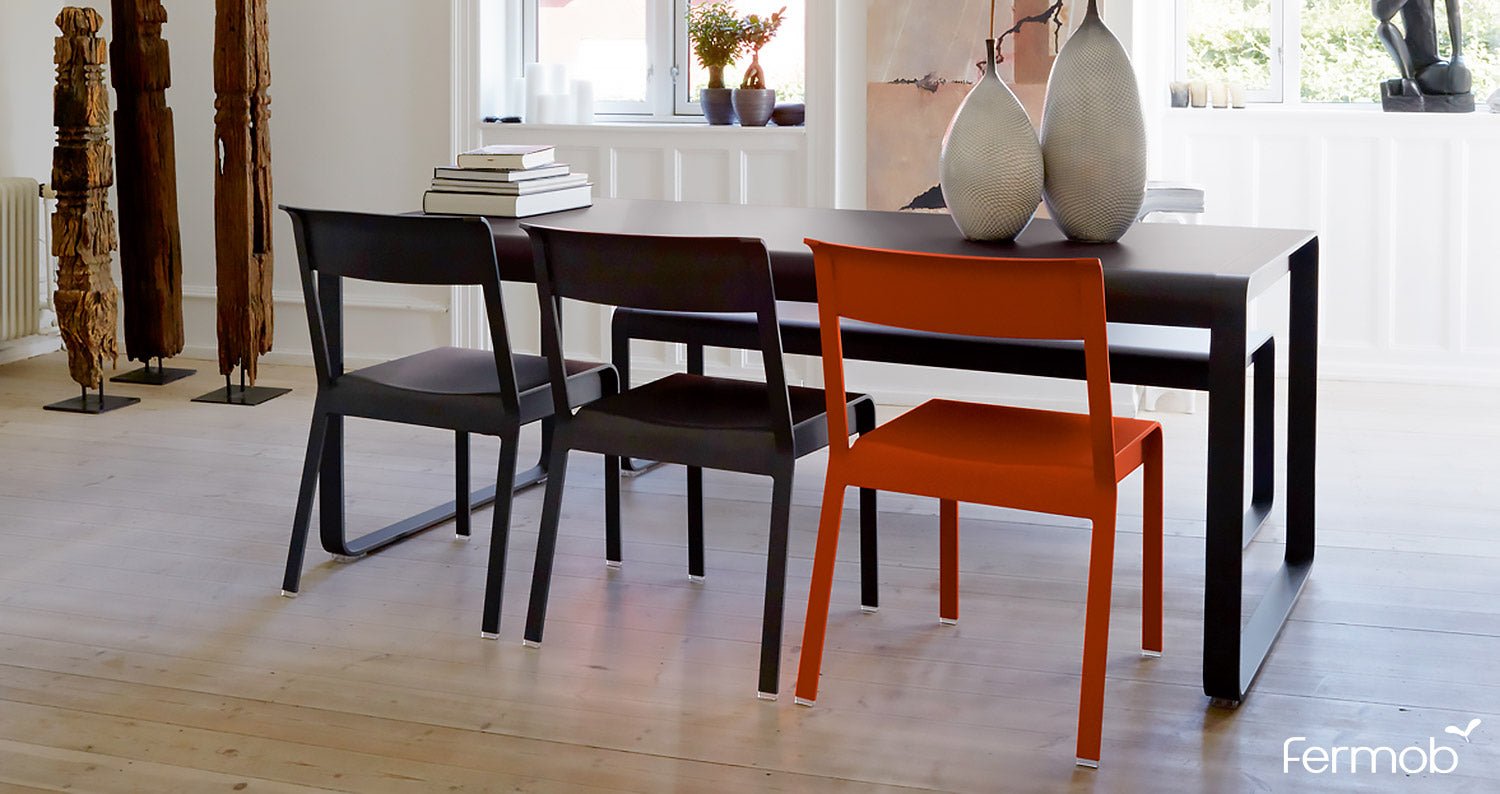 Fermob Bellevie Dining Table & Chairs