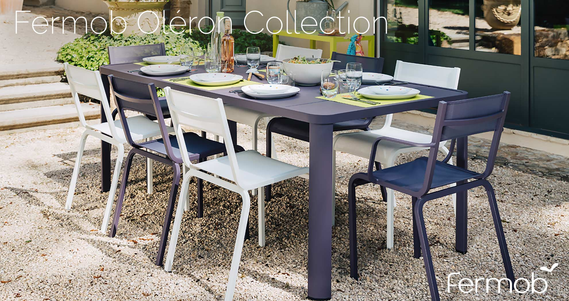 Fermob Oleron Collection