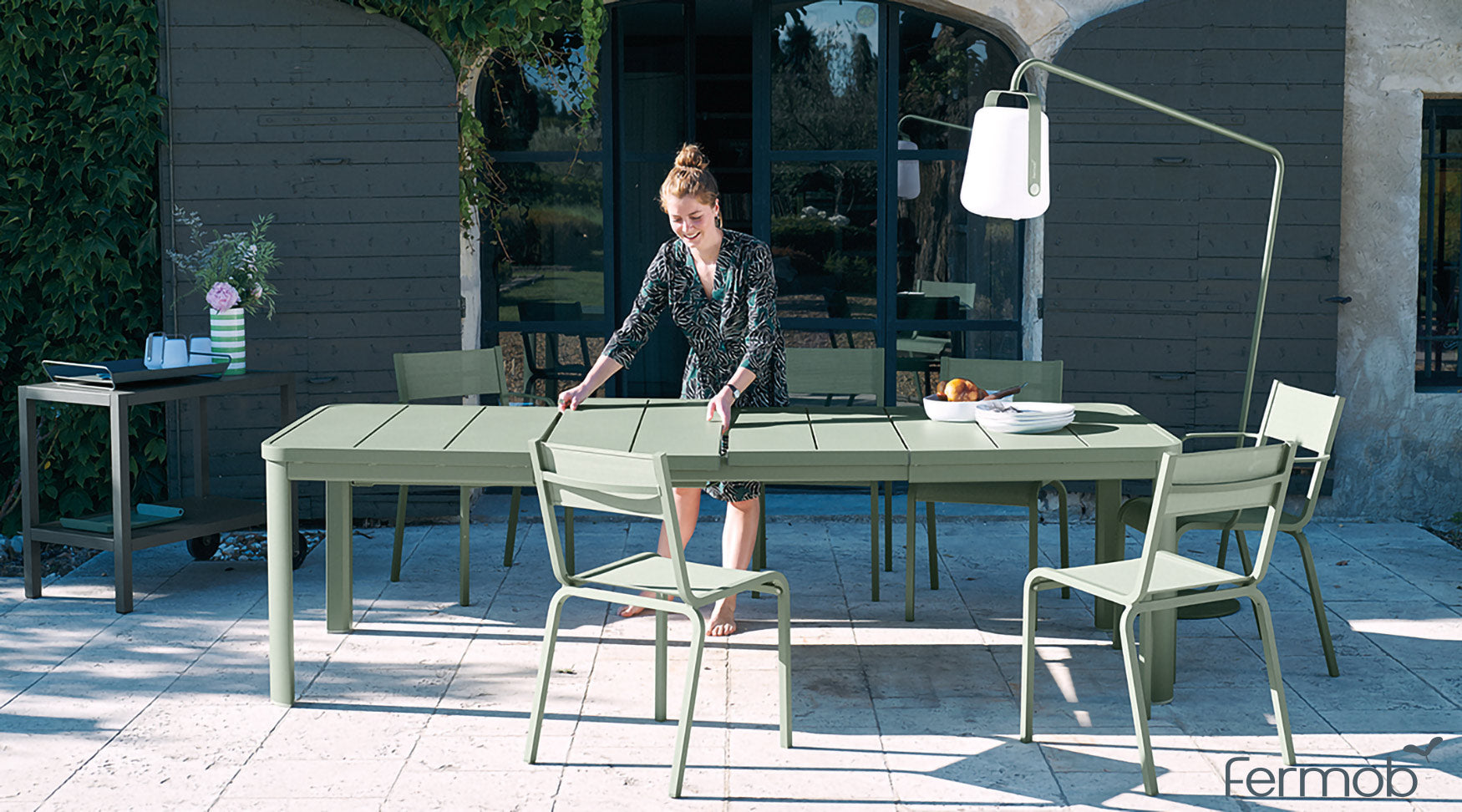 Fermob Oleron Outdoor Patio Table
