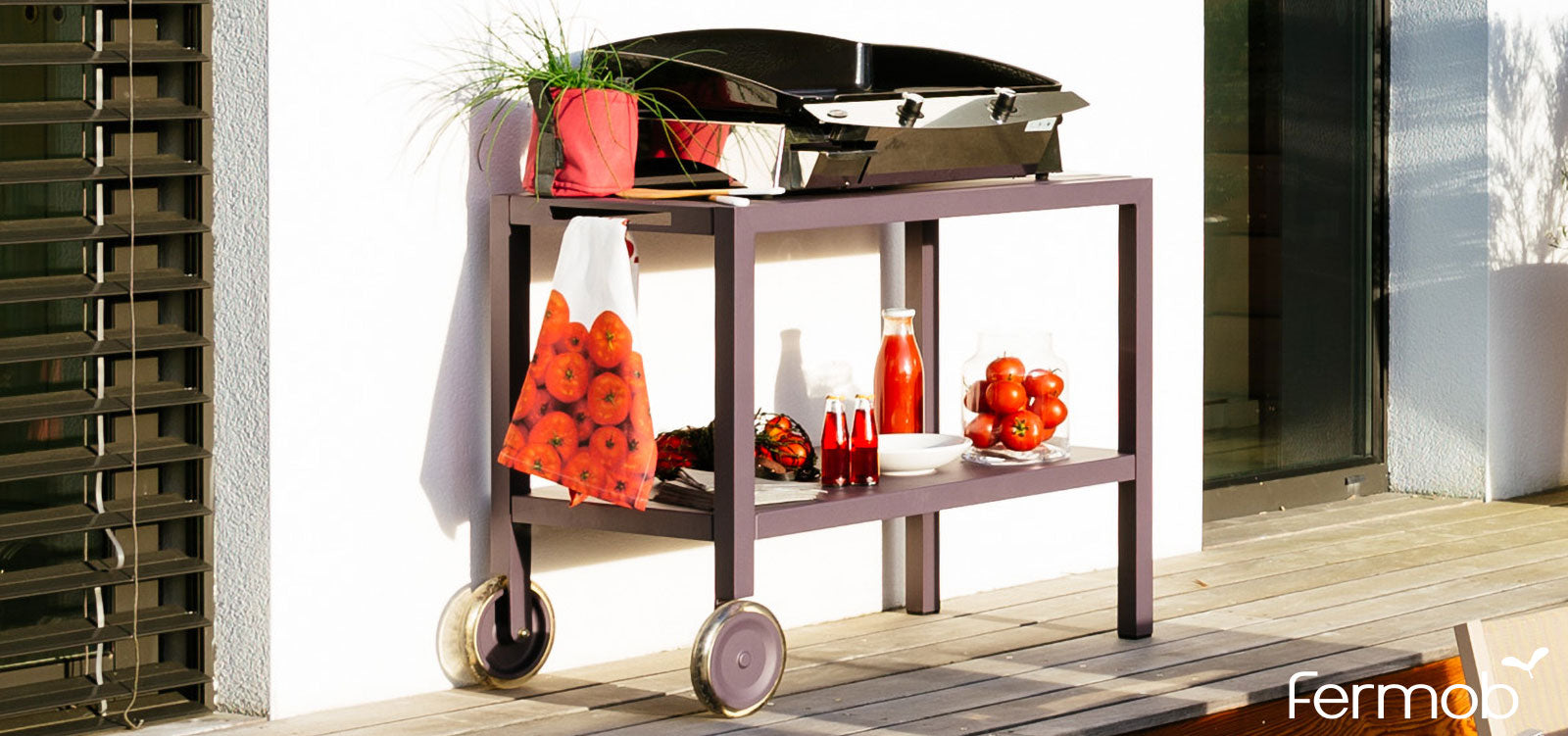 Quiberon Bar Cart
