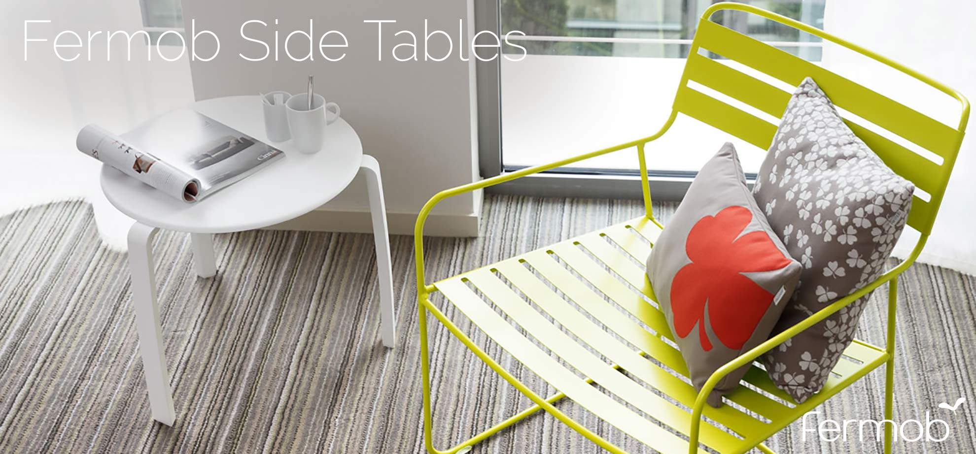 Fermob side tables