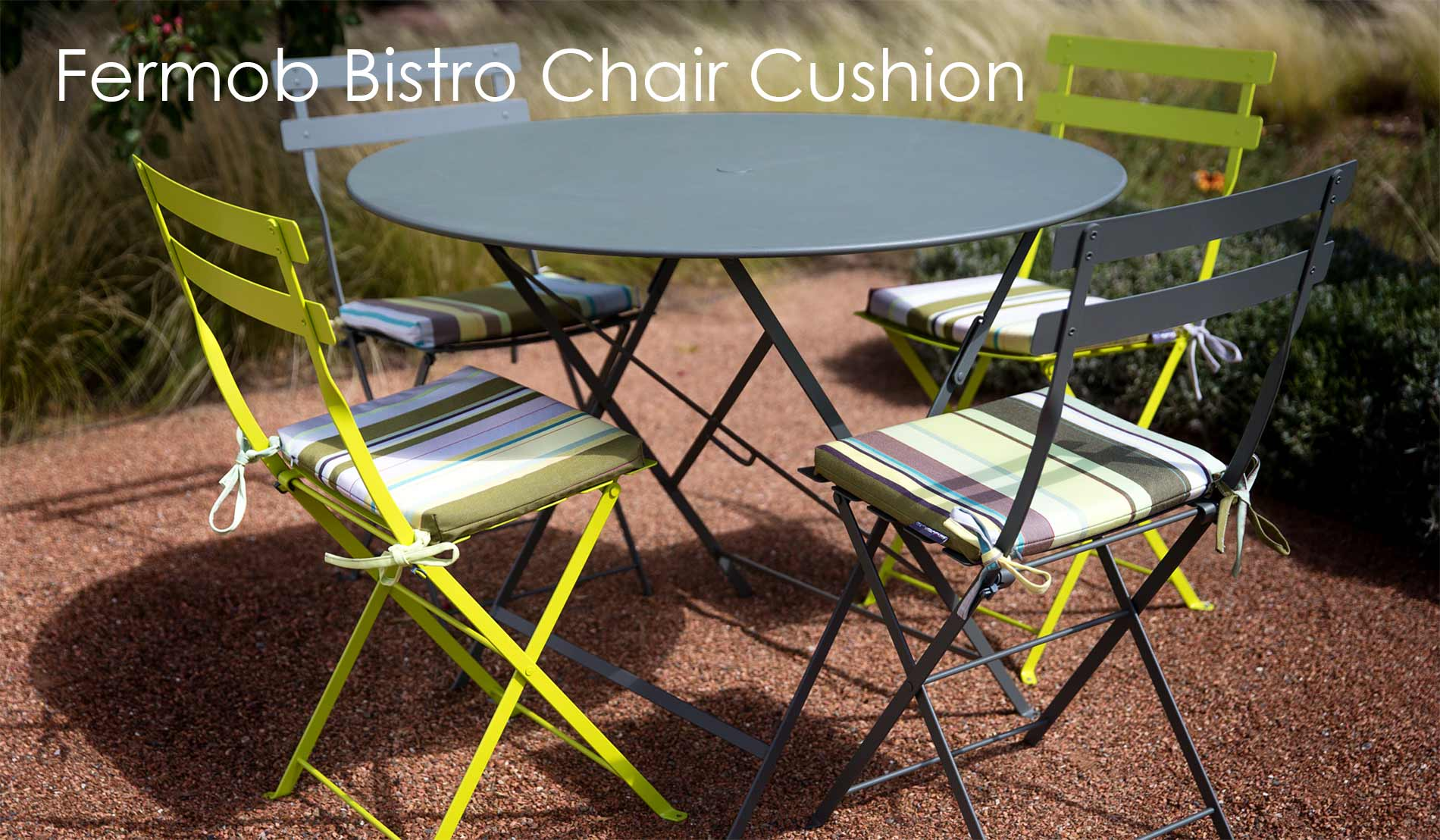 Bistro Chair Cushion for Fermob Bistro chairs – Bon Marché