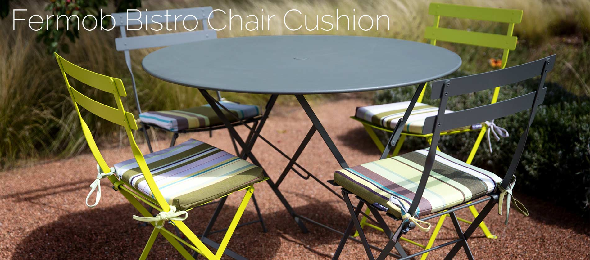 Bistro Chair Cushion For Fermob Bistro Chairs