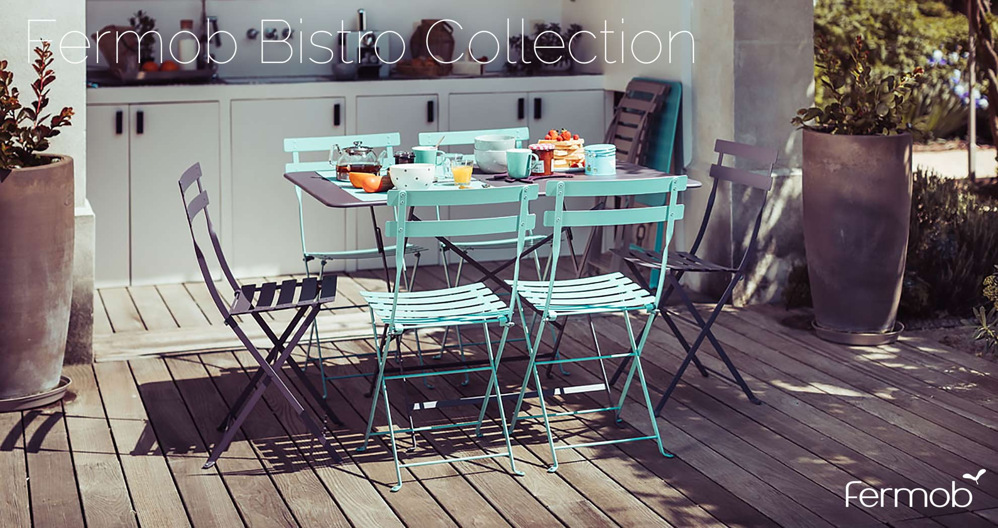 Fermob Bistro Collection