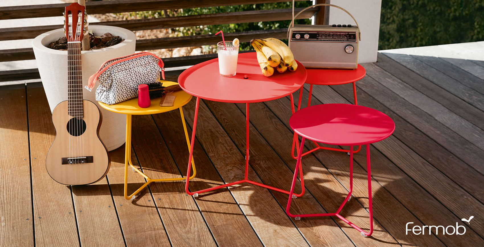 Fermob Cocotte Tables