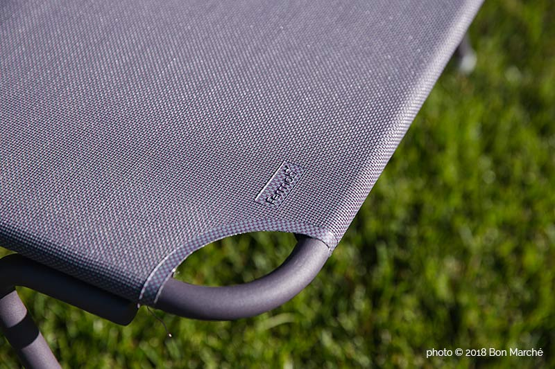 Fermob Harry Sunlounger Detail