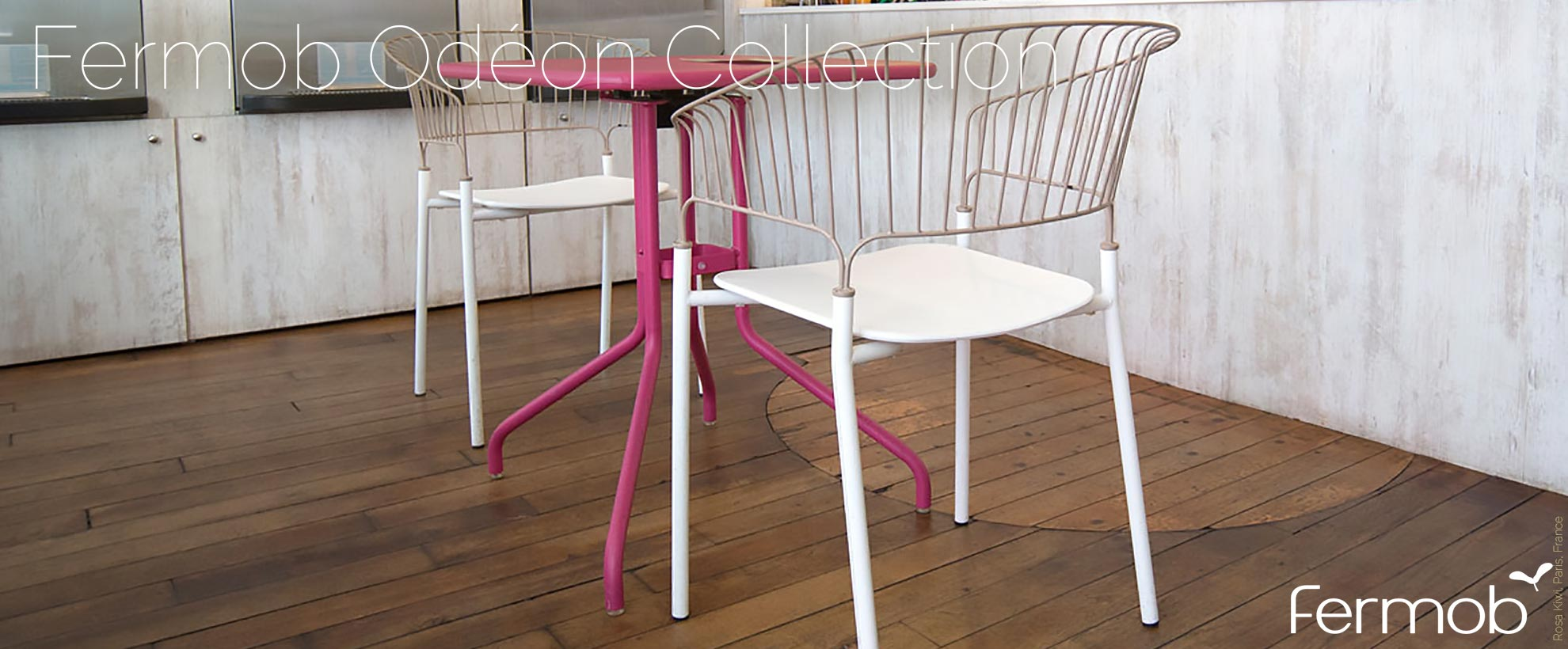 Fermob Odeon Collection