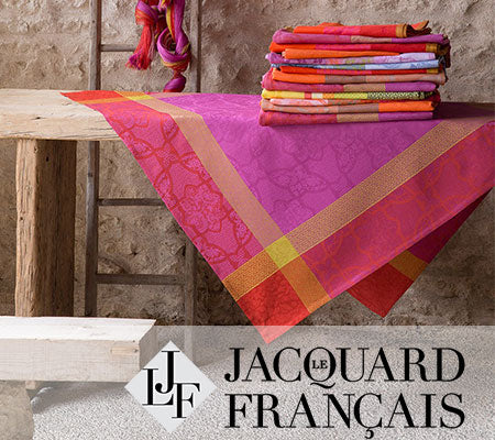 French Jacquard Tablecloth