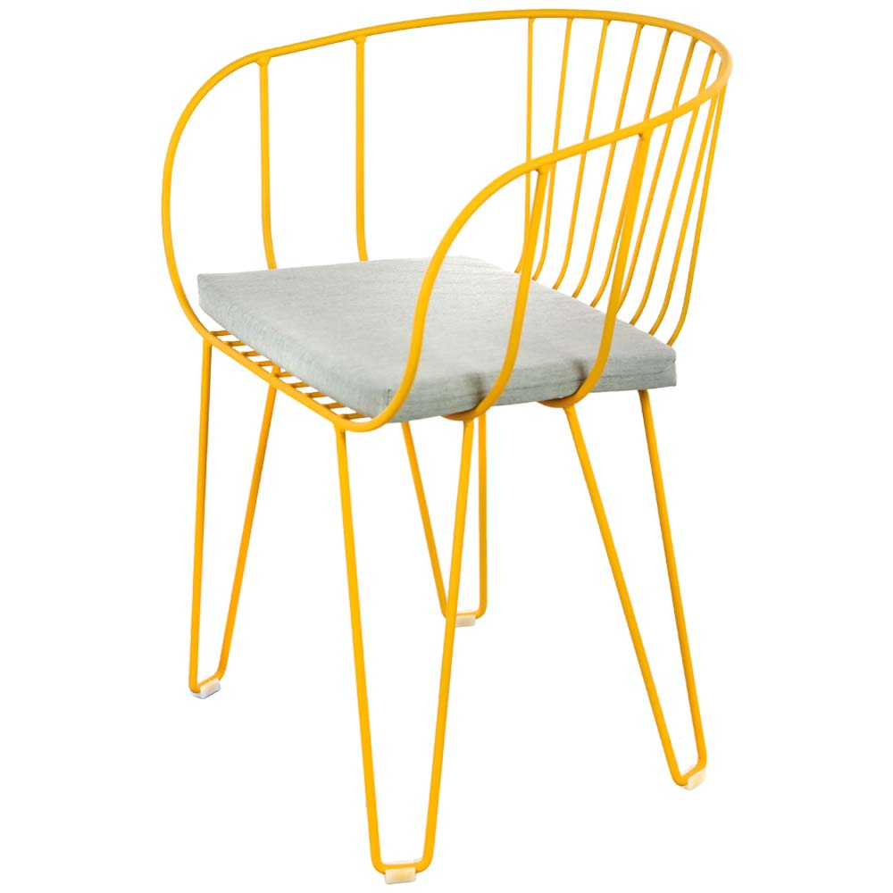 iSiMAR Outdoor Olivo Armchair with cushion
