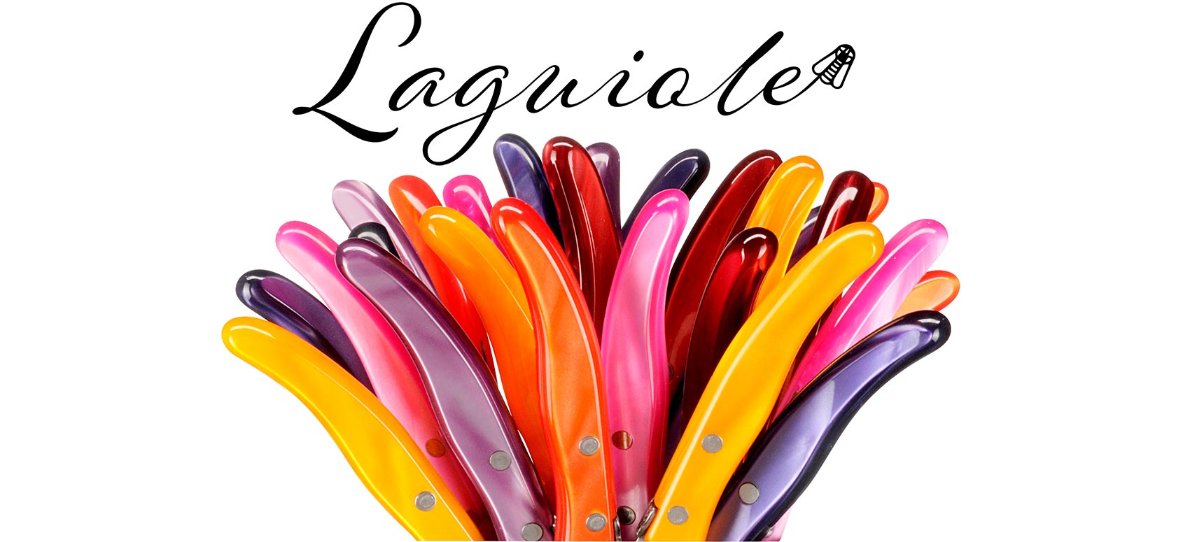 Laguiole French knives, forks, cutlery
