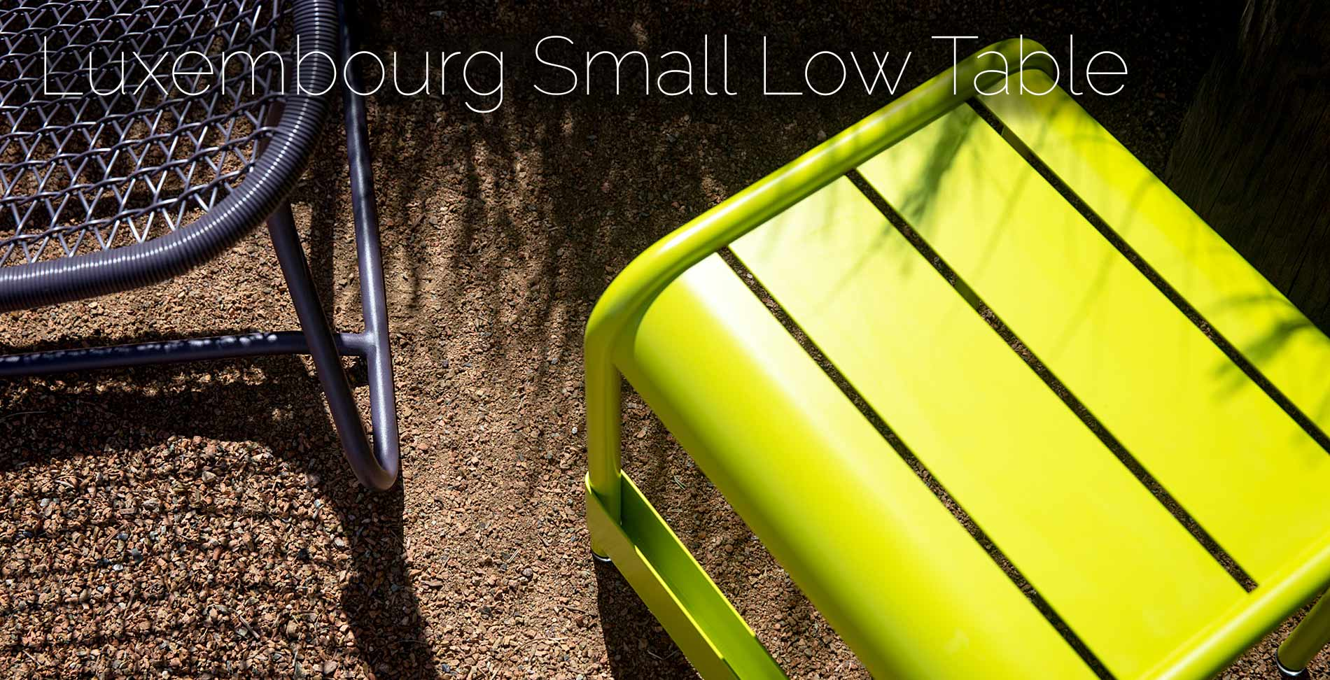 Fermob Luxembourg Small Table or Footrest