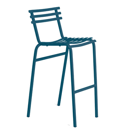 Ethimo Flower High Bar Stool