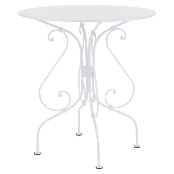 Fermob 1900 26 inch Round Dining Table - bonmarche