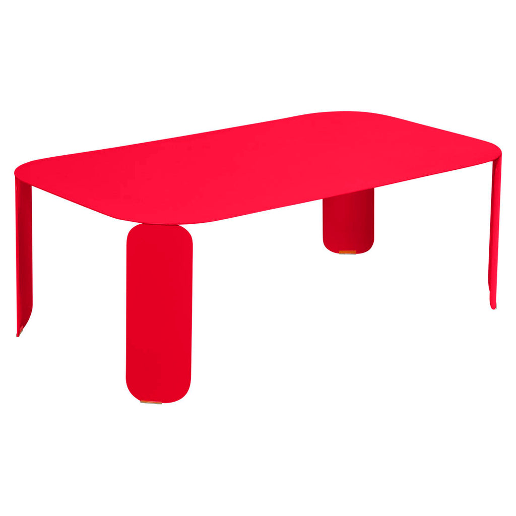 Fermob Bebop 48 inch Rectangular Low Table - 17 in High - bonmarche