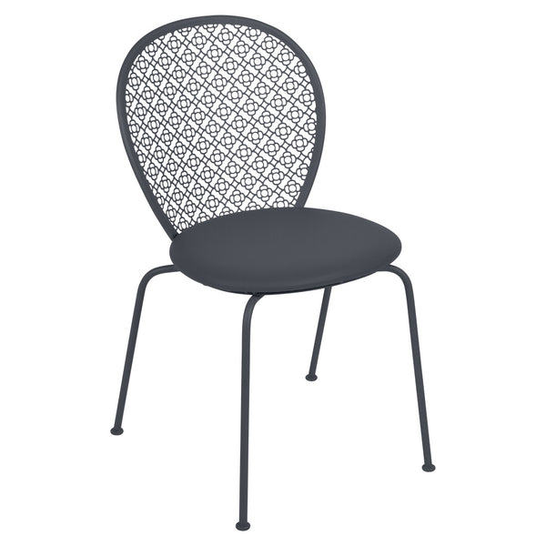 Fermob Lorette Padded Side Chair - bonmarche