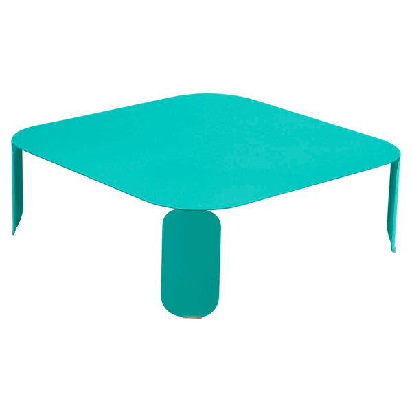 Fermob Bebop 35 inch Square Table - 11 in High - bonmarche