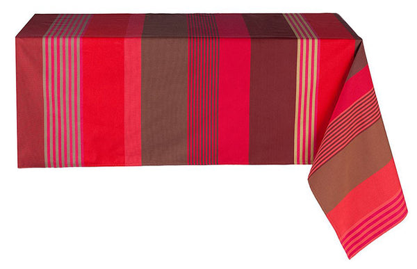 Striped Table Cloths - bonmarche