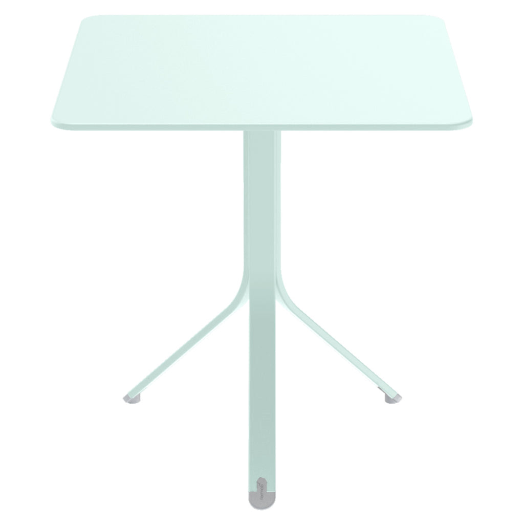 Fermob Rest'O 22 in Square Dining Table