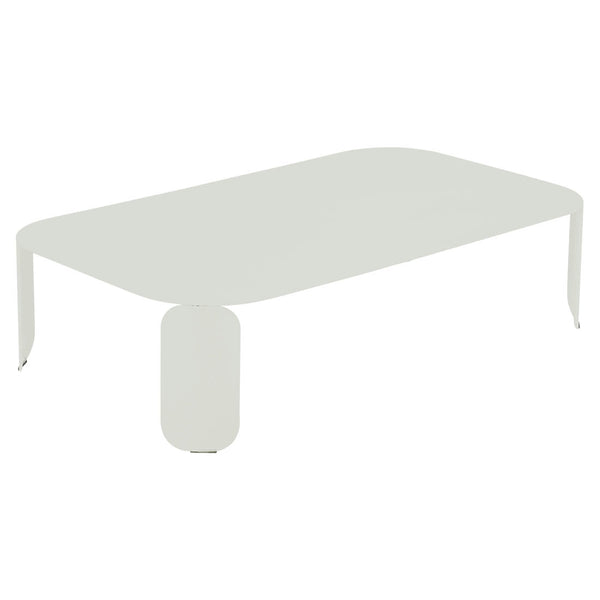 Fermob Bebop 48 inch Rectangular Low Table - 11 in High - bonmarche