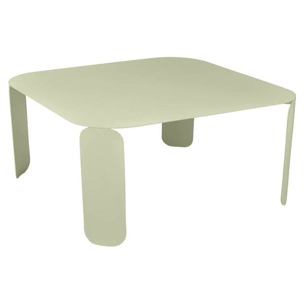Fermob Bebop 35 inch Square Table - 17 in High - bonmarche