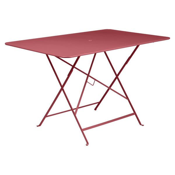 "Fermob Bistro Rectangle Foldable Table 46""x30"" - bonmarche"
