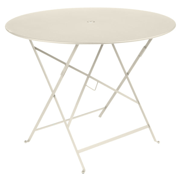 Fermob Bistro 38 inch  Round Dining Table