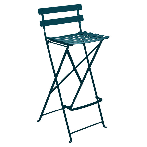 Fermob Bistro Folding Bar Chair - bonmarche