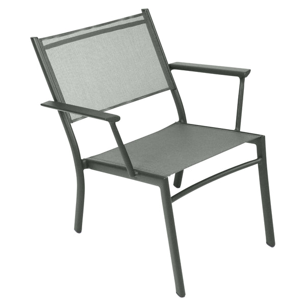 Fermob Costa Low Armchair - bonmarche