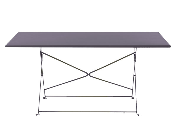 Ethimo Flower 64 inch Rectangle Folding Table