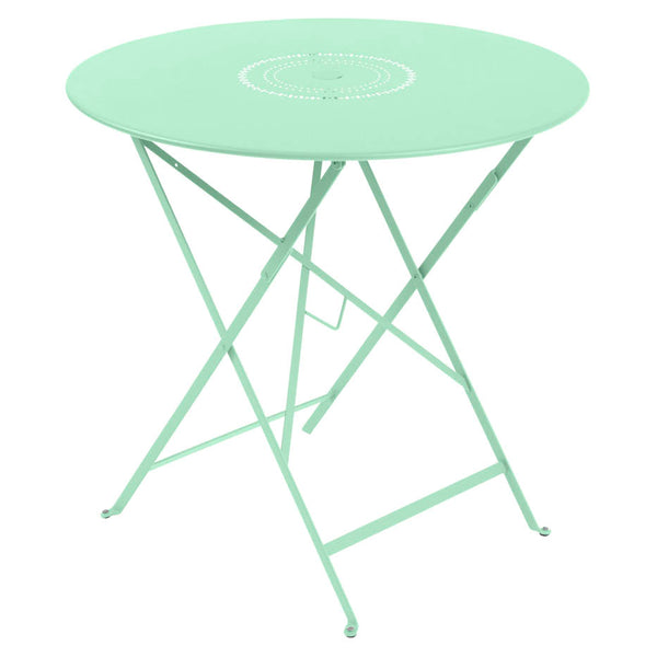 "Fermob Floreal 30.5"" Round Dining Table"