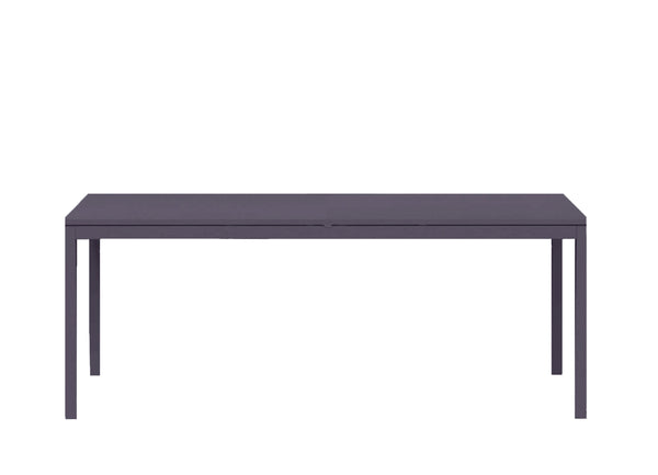 Ethimo Flat Extending Rectangle Dining Table