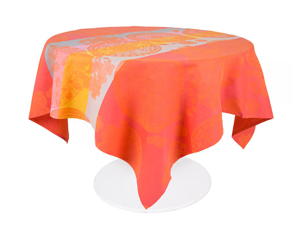 Le Jaquard Français Cotton Tablecloths - bonmarche