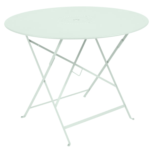 "Fermob Floreal 38"" Round Dining Table"