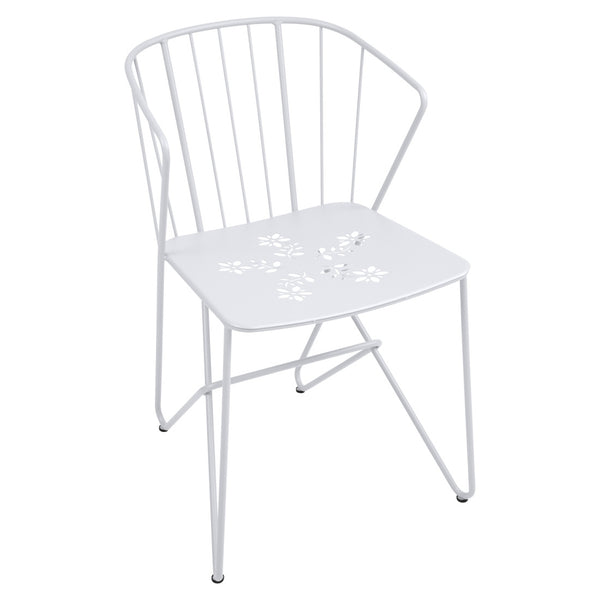 Fermob Flower Perforated Armchair - bonmarche