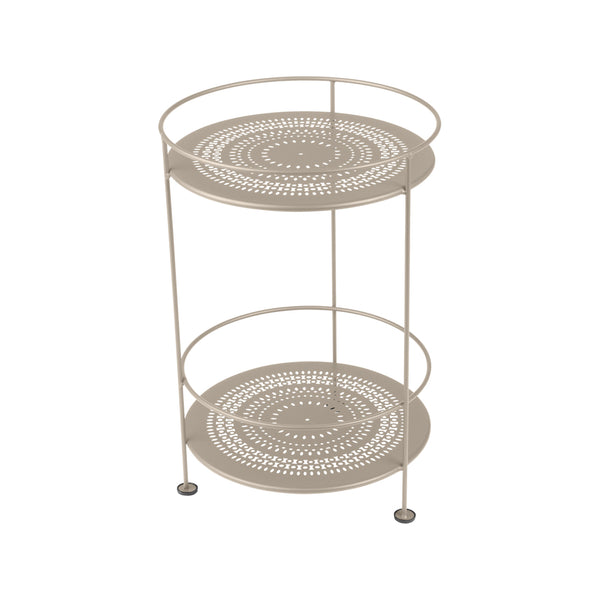Fermob Guéridon  Perforated Side Table