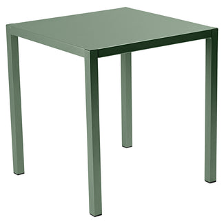 Fermob Inside Out Square Dining Table - bonmarche