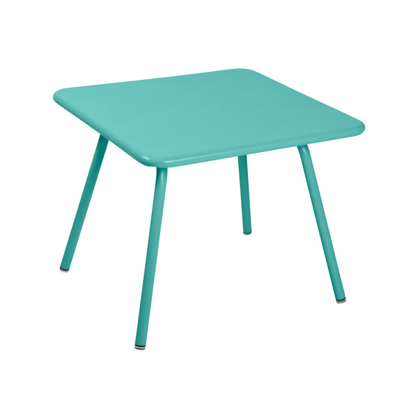 Fermob Luxembourg Kid Square Table - bonmarche