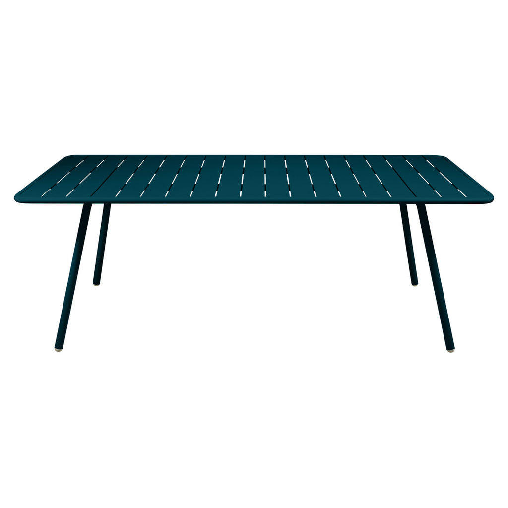 "Fermob Luxembourg Table 65"" x 39"" - bonmarche"