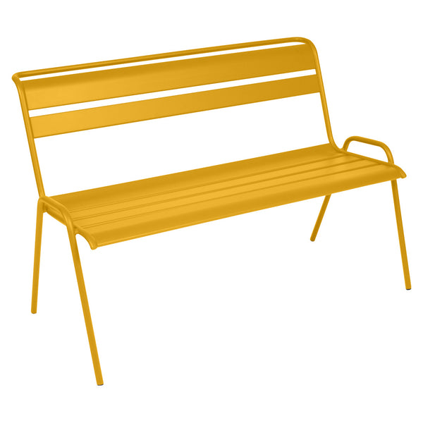 Fermob Monceau 2 to 3 Seater Bench - bonmarche