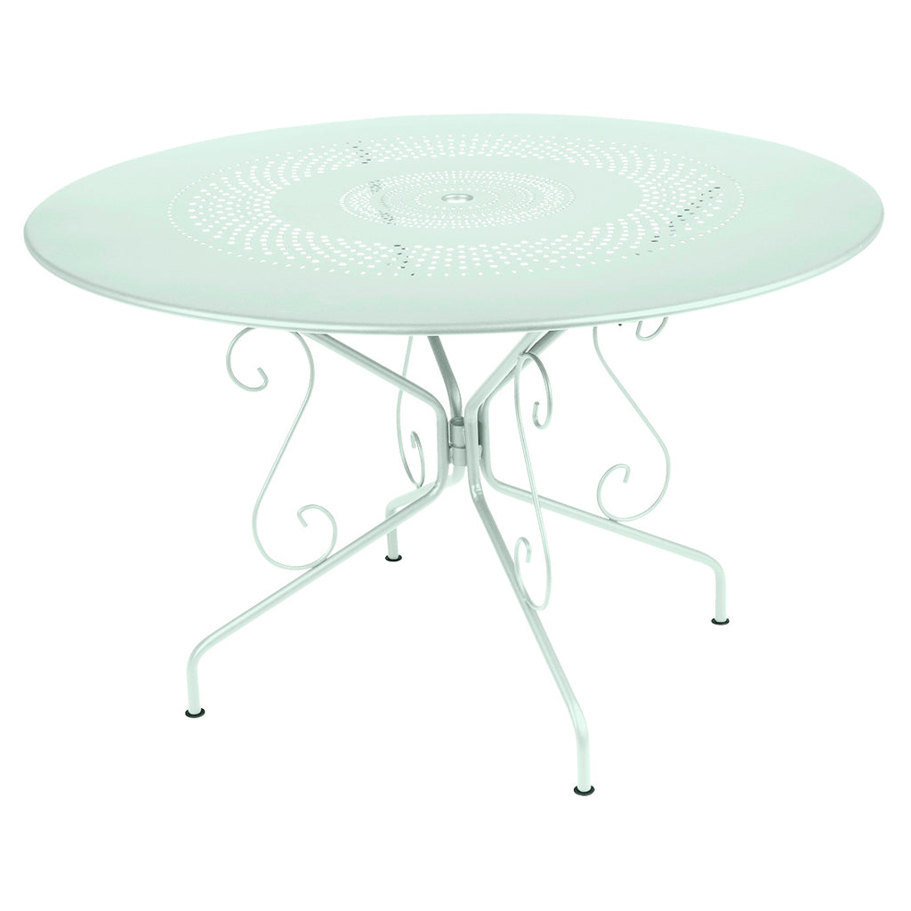 Fermob Montmartre 46 inch Round Dining Table