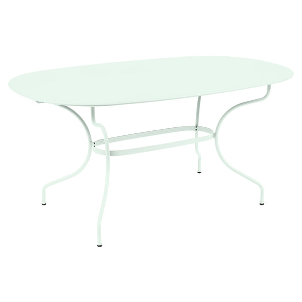 "Fermob 63"" Opera Oval Dining Table"