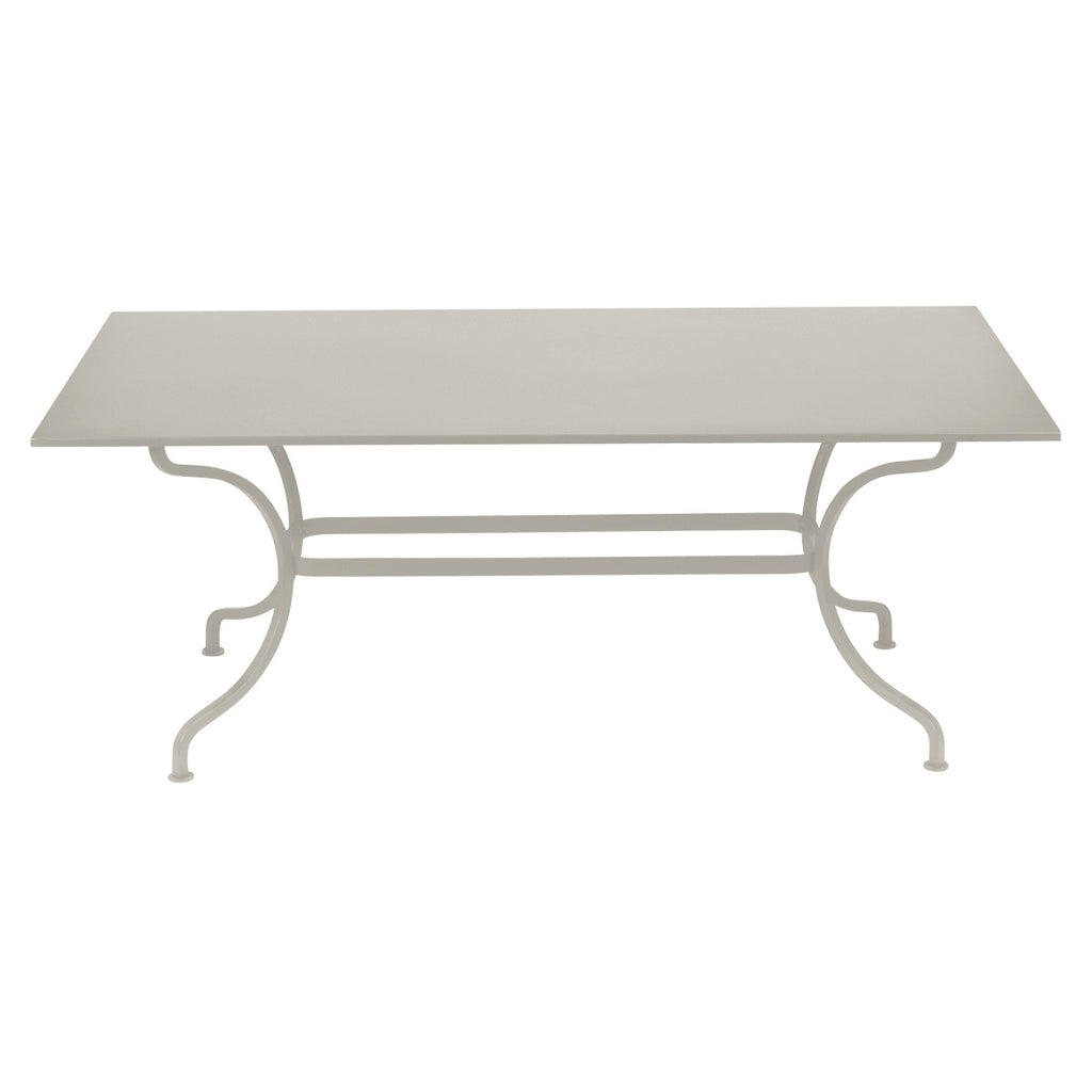 Fermob Romane 71 Inch Rectangular Dining Table - bonmarche
