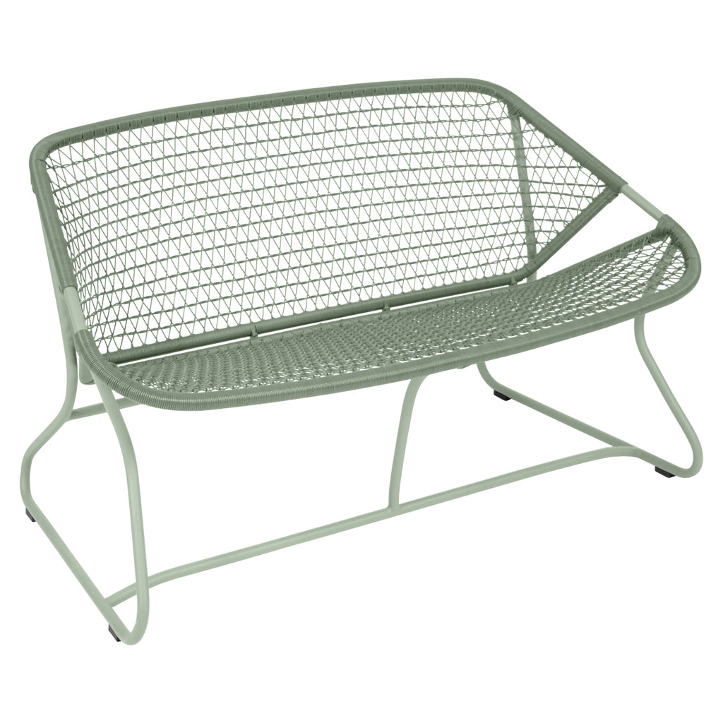 Fermob Sixties Outdoor Low Bench - bonmarche