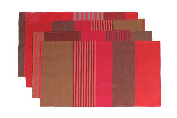 Striped Placemats