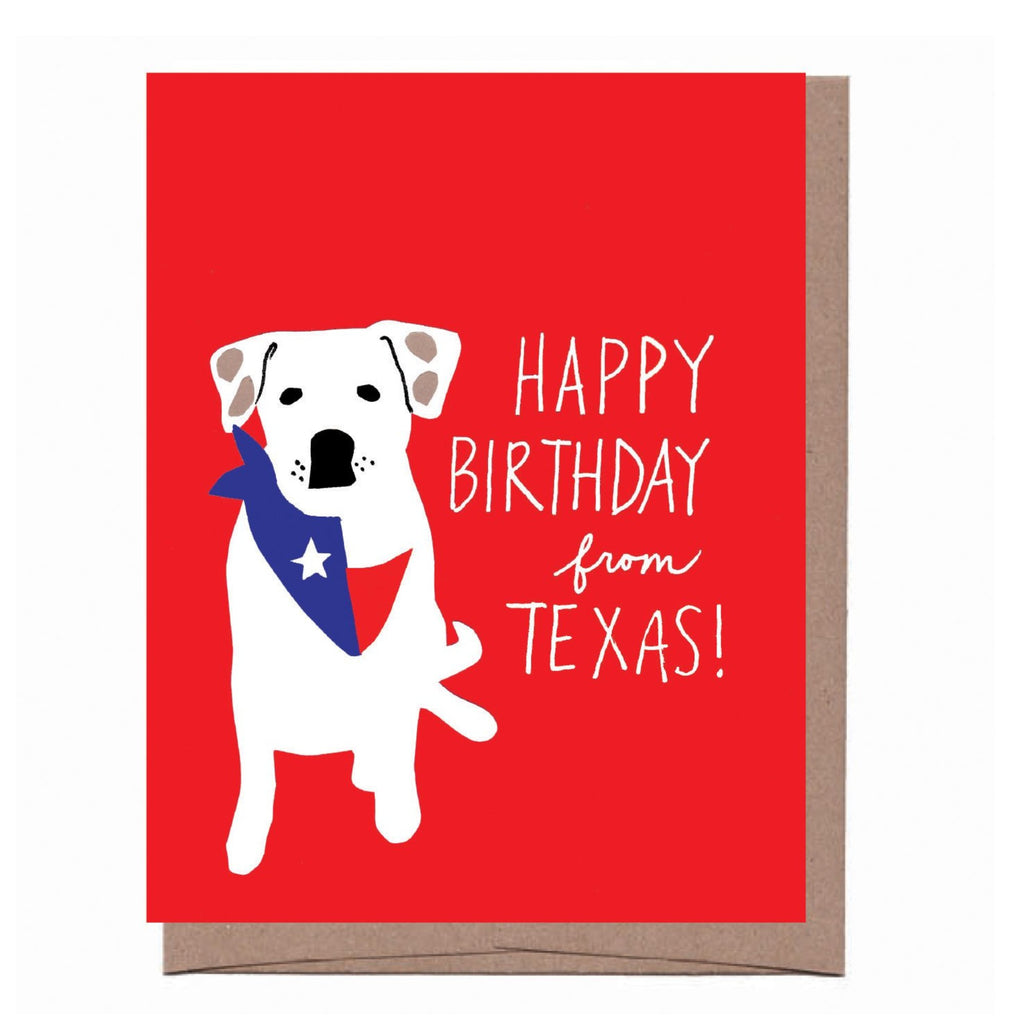 Texas bandana birthday card la familia green texas bandana birthday card bookmarktalkfo Gallery