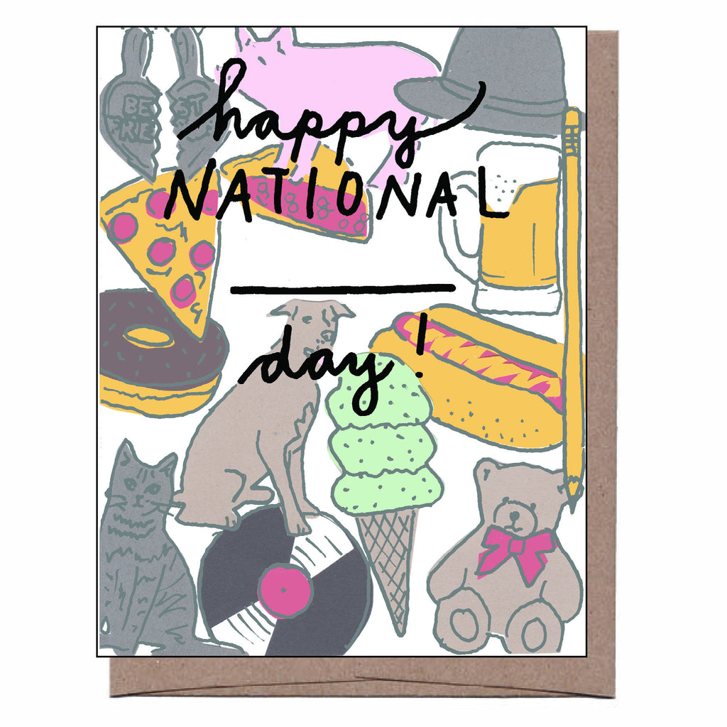 National Day Card