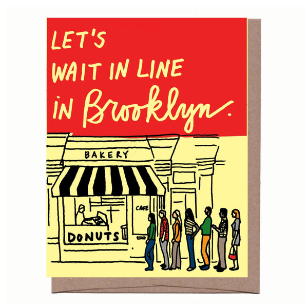 Brooklyn Line Card